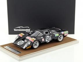 McLaren M6 GT #90 24h LeMans 1981 Regout, Elkoubi 1:18 Tecnomodel