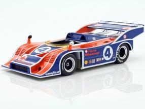 Porsche 917/10 #4 2nd Mosport Can-Am 1973 Hans Wiedmer 1:18 Minichamps