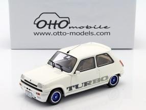 Renault 5 Gordini Turbo Baujahr 1976 weiß 1:18 OttOmobile