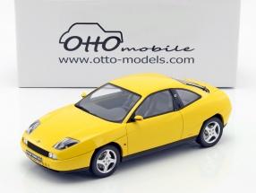 Fiat Coupe Turbo 20V Baujahr 1995 gelb 1:18 OttOmobile