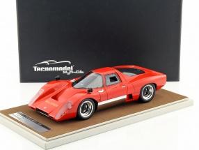 McLaren M6 GT Baujahr 1969 rot 1:18 Tecnomodel