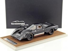 McLaren M6 GT Baujahr 1969 schwarz 1:18 Tecnomodel