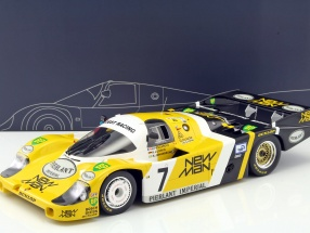 Porsche 956 #7 Winner 24h LeMans 1984 Pescarolo, Ludwig 1:12 True Scale