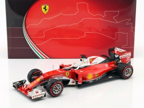 Sebastian Vettel Ferrari SF16-H #5 2nd China GP Formel 1 2016 1:18 BBR