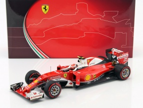 Kimi Räikkönen Ferrari SF16-H #7 China GP Formel 1 2016 1:18 BBR