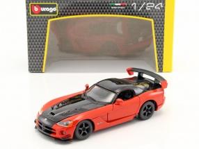 Dodge Viper SRT 10 ACR orange / schwarz 1:24 Bburago