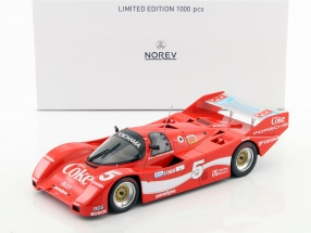 Porsche 962 IMSA #5 Winner 12h Sebring 1986 Akin, Stuck, Gartner 1:18 Norev