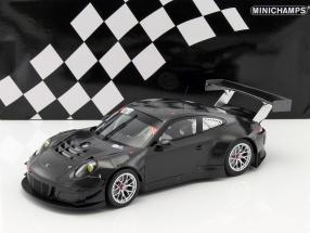 Porsche 911 (991) GT3 R #161 Test Car Nürburgring Oktober 2015 1:18 Minichamps