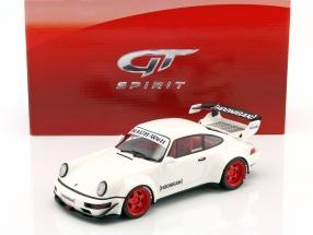 Porsche 911 (964) RWB weiß 1:18 GT-SPIRIT