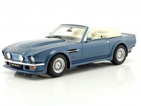 Aston Martin V8 Vantage Volante year 1977 blue 1:18 GT-SPIRIT