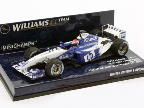 Marc Gene Williams FW25 Italien GP Monza Formel 1 2003 1:43 Minichamps