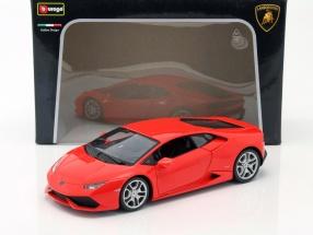 Lamborghini Huracan LP610-4 rot 1:18 Bburago