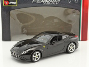 Ferrari California T closed Top black 1:18 Bburago