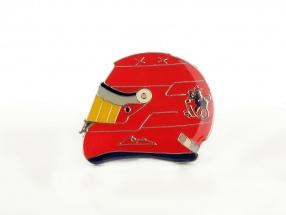 Michael Schumacher helmet Pin formula 1 2010