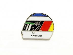 Michael Schumacher helmet Pin 1st Win spa GP formula 1 1992