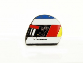 Michael Schumacher helmet Pin Jordan 1st Race spa GP formula 1 1991