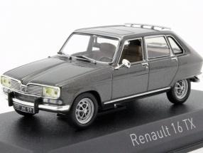 Renault 16 TX year 1976 gray metallic 1:43 Norev