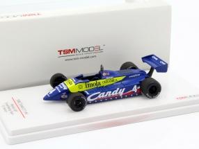 Brian Henton Tyrrell 011 #4 Monaco GP Formel 1 1982 1:43 TrueScale