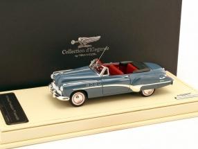 Buick Roadmaster Convertible Baujahr 1949 blau 1:43 TrueScale