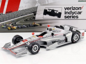 Will Power Chevrolet #12 IndyCar Series 2017 1:18 Greenlight
