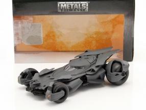 Batmobile mit Batman Figur Film Batman vs. Superman 2016 1:24 Jada Toys