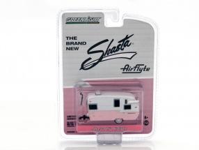 Shasta Air Flyte weiß / rosa 1:64 Greenlight
