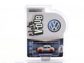 Volkswagen VW Beetle #54 Gulf Version 1:64 Greenlight