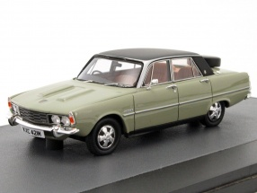 Rover 3500 P6b V8 year 1976 gray-green 1:43 Matrix
