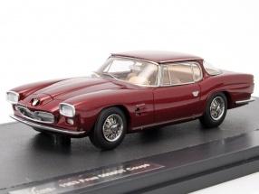 Maserati Frua 5000 GT coupe year 1963 red metallic 1:43 Matrix