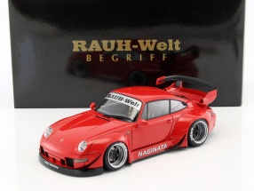 Porsche 911 (993) RWB rot 1:18 AUTOart