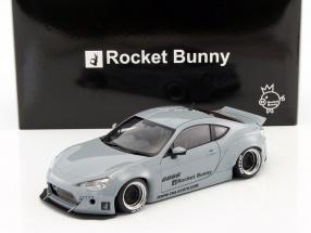 Rocket Bunny Toyota 86 grau 1:18 AUTOart