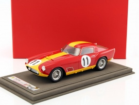 Ferrari 250 TDF #11 3rd 24h LeMans 1959 Blaton, Dernier 1:18 BBR