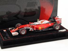 Kimi Räikkönen Ferrari SF16-H #7 Australien GP Formel 1 2016 1:43 BBR