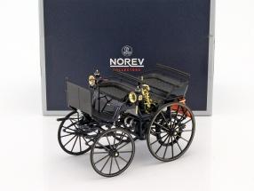 Daimler Motorkutsche year 1886 1:18 Norev HQ