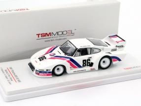 Porsche 935/80 #86 Winner 12h Sebring 1981 Haywood, Holbert, Leven 1:43 TrueScale