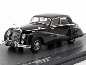 Armstrong Siddeley 346 Sapphire 4-Light Saloon year 1953 black 1:43 Matrix