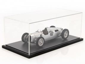 Plexi-glass showcase for modelcars in scale 1:18 GT-SPIRIT