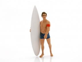 Surfer Greg figure 1:18 American Diorama