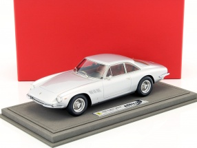 Ferrari 500 Superfast Serie 1 year 1964 silver 1:18 BBR