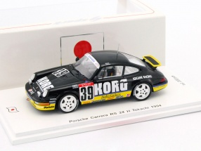 Porsche 964A RR #39 24h Tokachi 1994 Obata, Furuya, Uehara 1:43 Spark