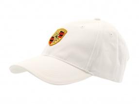 Porsche Cap Wappen weiß