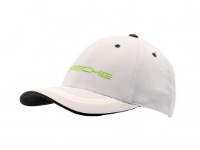 Porsche Cap Sport weiß / grün