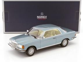Mercedes-Benz 280 CE Baujahr 1980 hellblau metallic 1:18 Norev