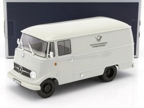Mercedes-Benz L319 Deutsche Bundespost Baujahr 1957 grau 1:18 Norev