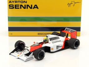 Ayrton Senna McLaren MP4/5 #1 Formel 1 1989 1:18 Minichamps