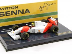 Ayrton Senna McLaren MP4/8 #8 Formel 1 1993 1:43 Minichamps