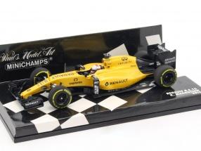 Kevin Magnussen Renault R.S.16 #20 Formel 1 2016 1:43 Minichamps