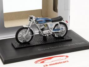 Gitane Testi Champion Super Baujahr 1973 silber / blau 1:18 Norev