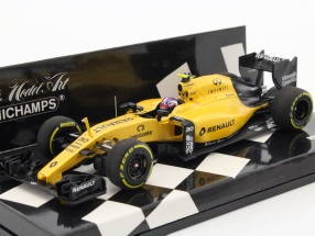 Jolyon Palmer Renault R.S.16 #30 Formel 1 2016 1:43 Minichamps