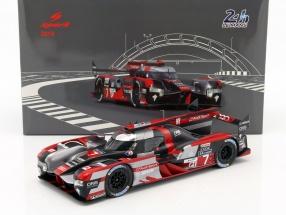 Audi R18 #7 4th 24h LeMans 2016 Lotterer, Fässler, Treluyer 1:18 Spark
